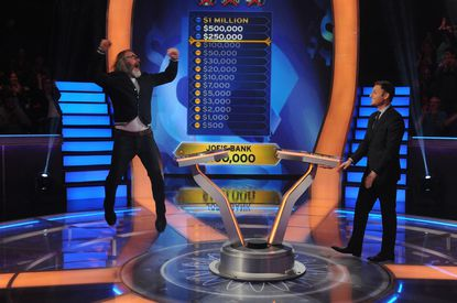 UPDATE: Mr. Wrong pockets $250K on 'Who Wants to Be a Millionaire'