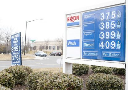 Howard residents, businesses decry sales tax on gasoline
