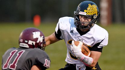 South Carroll running back Chris Gavin orally committed to VMI this month.