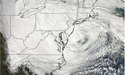 'Unusual' hurricane season among busiest, but lacked strength besides Sandy
