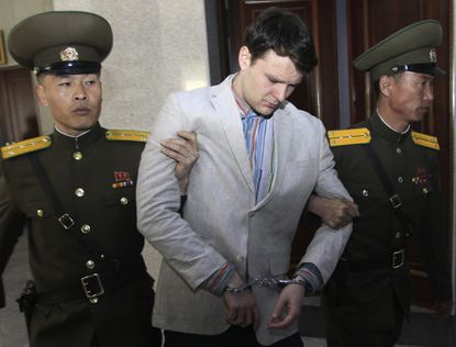 North Korea billed U.S. $2M before the release of the comatose college student Otto Warmbier