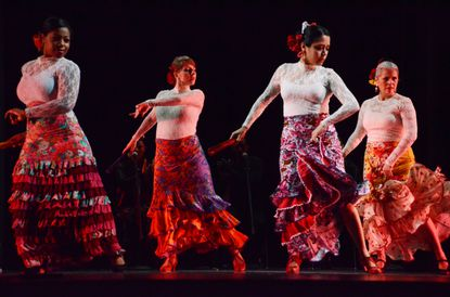 """Oct. 19, at 8 p.m., the Carroll Arts Center presents """"Arte Flamenco,"""" featuring music, dance and singing from the south of Spain."""