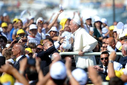 Pope Francis the Unconventional