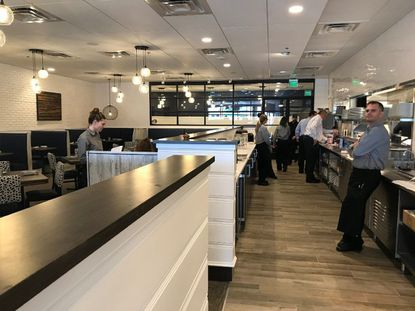 Barrett's on the Pike is set to open Tuesday in Bel Air Town Center. It will be the third restaurant forJohn E. Barrett Jr., but his first in Harford County.