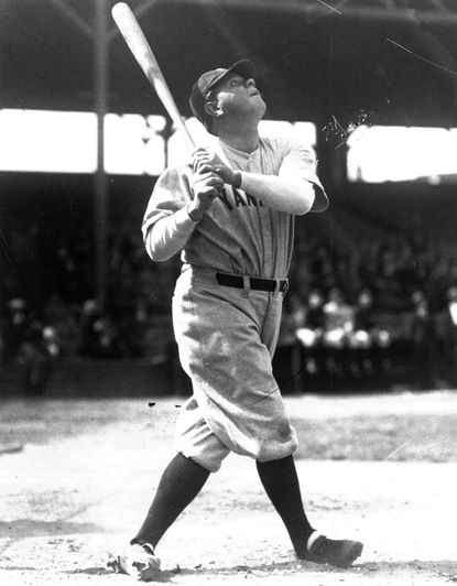 Babe Ruth is No. 1 on The Sun's list of the Top 175 Maryland athletes.