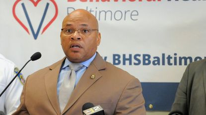 Gary Tuggle, a former Special Agent in Charge of the Baltimore Drug Enforcement Agency, joined with more than 70 other retired black DEA agents to decry what they called ongoing racism within the agency and to take exception to Attorney General William Barr's assertion that there is no systemic racism in policing.