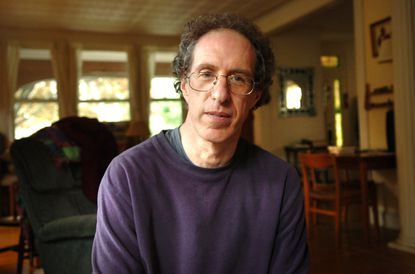 Steve Luxenberg, shown in a 2009 file photo, won the 2016J. Anthony Lukas Prize Project Award.