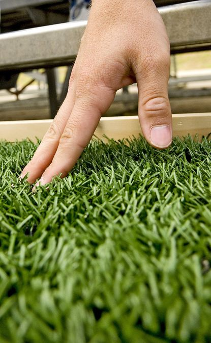 Towson to get two artificial turf fields, new urban park