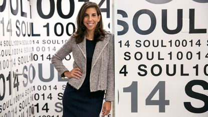 Baltimore native and Bryn Mawr alumna Melanie Whalen is the CEO of SoulCycle.