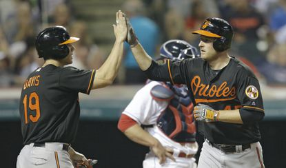 Orioles recap: Bats wake up, Birds beat Indians to end 4-game skid
