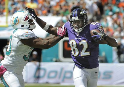 Scouting report for Ravens at Dolphins