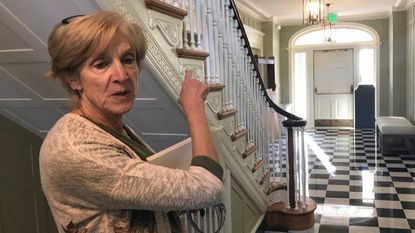CCBC to open Hilton Mansion as part of Catonsville Home and Garden Tour