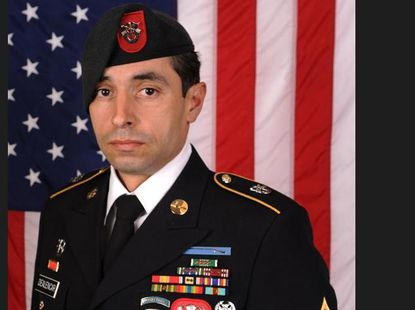 Staff Sgt. Mark De Alencar, of Edgewood and a member of the Army's Special Forces, died after being wounded in action in Afghanistan on April 8.<br/>