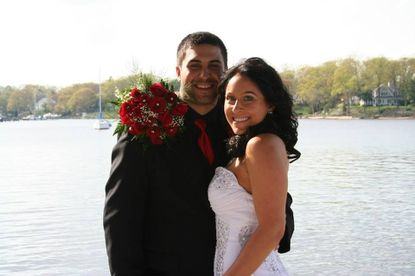 Abby Redding and Michael Elliott reconnected through Facebook after losing touch for several years.