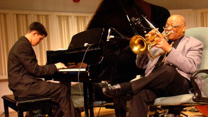 'Keep On' pays homage to jazz trumpeter and mentor Clark Terry