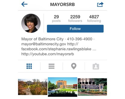 MayorSRB on Instagram