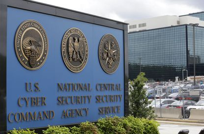A federal judge on Friday threw out a lawsuit by the publisher of Wikipedia over allegations that the National Security Agency was spying on its users