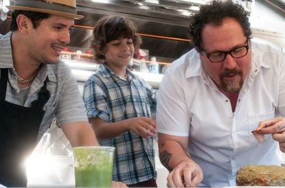 Jon Favreau's 'Chef' has all the ingredients for a hit