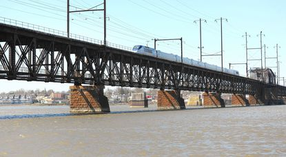 Amtrak says it will be at least three years before a final decision is made about replacing or rebuilding its 108-year-old bridge over the Susquehanna River. A public informational meeting about the project will be held April 28 in Havre de Grace.