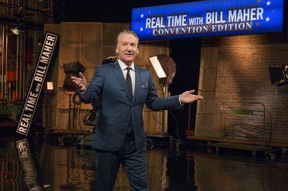 Maher, Baldwin, Oliver, Colbert: Political satire thrives in Trump era