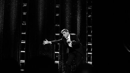Craig Ferguson talks about leaving 'The Late Late Show,' why he won't be singing, and more before his Sunday show at the Meyerhoff
