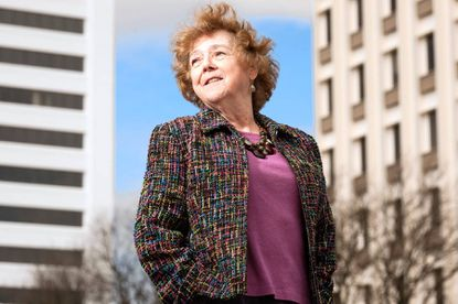 Mary McGraw, of Columbia, is spearheading the idea for a senior 'village' in Howard County.