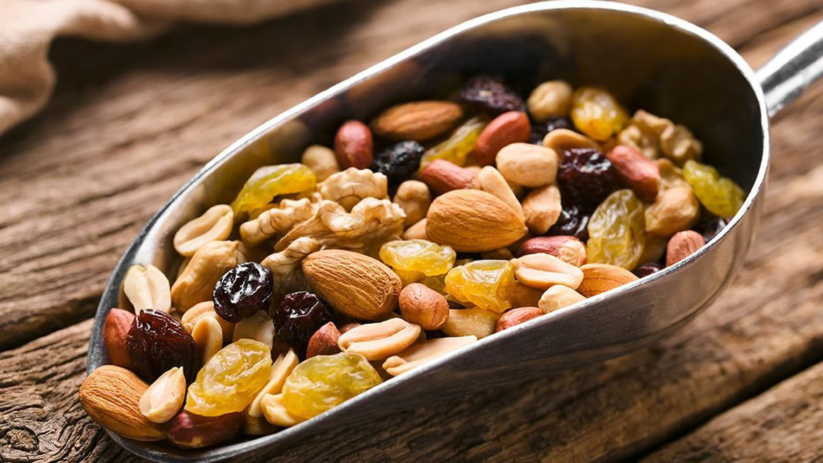 The Best Trail Mix Baltimore Sun