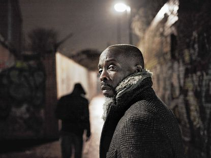"""Actor Michael K. Williams gained famed in the role of Omar in """"The Wire."""" He went on to host the Viceland series """"Black Market."""""""