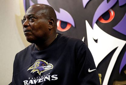 Even though he hit a home run in the first round, the Ravens' Ozzie Newsome says he learned some lessons from the 1996 NFL Draft.