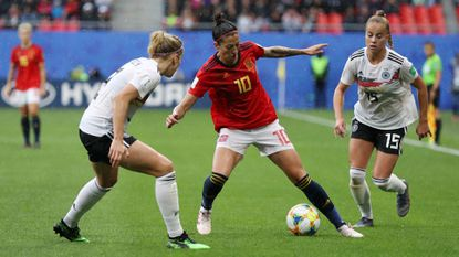 Women's World Cup on TV: Spain and China look to advance