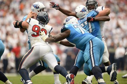 Film Study: Looking back at the Texans' win over the Titans