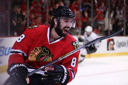 Nick Leddy, Blackhawks moving on after trade