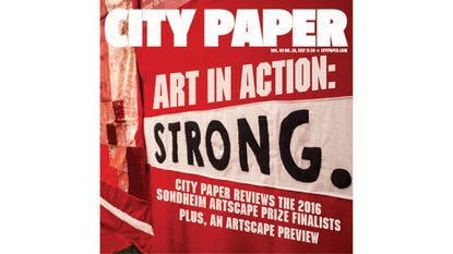 In this week's City Paper: Artscape previews, Sondheim profiles, and more