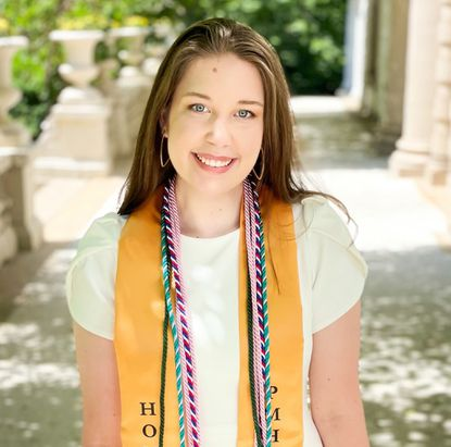 Abigail Wagner, of Bel Air, is a member of the graduating Class of 2021 at Patterson Mill High School.