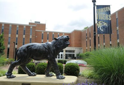 Towson University announced this past week it will hold classes online for the rest of the fall semester and close its campus to most in-person classes as well as its residence halls, after a significant number of students tested positive for COVID-19 just before students returned to classes Monday.