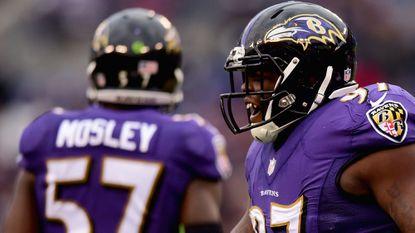 Second-year players' slump has hurt Ravens