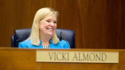 Three Democrats are vying to replace Councilwoman Vicki Almond, who is running for county executive.