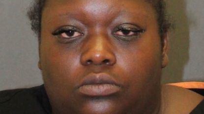 Niquilla Hardie-Kamara, was charged with attempted first-degree murder after shooting her husband Saturday.