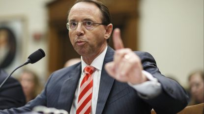 Deputy Attorney General Rod Rosenstein is scheduled to meet with President Donald Trump on Thursday. U.S. Rep. Elijah E. Cummings wants the committee to conduct an emergency hearing if Rosenstein is forced out of the job.