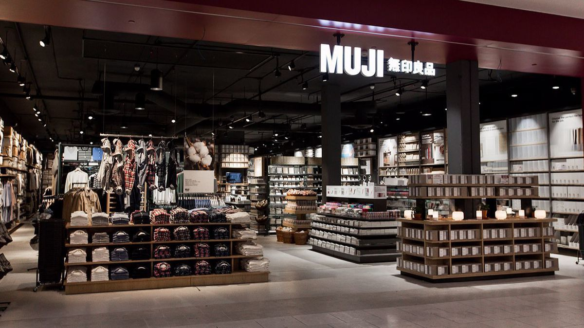 Muji The Japanese Design Store With The Cult Following