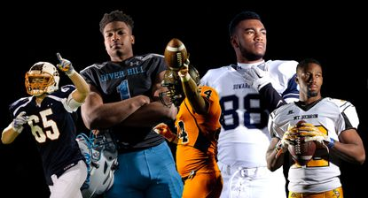 The Howard County All-Decade football defensive team, featuring athletes who competed between 2010 and 2020.