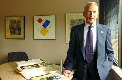 Stanford Z. Rothschild Jr., former Baltimore money manager and philanthropist, dies
