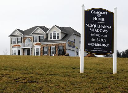 Developers are seeking Harford County approval to create 30 residential lots on 175.22 acres west of Havre de Grace, the second phase of the Susquehanna Meadows housing development.