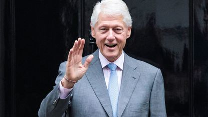 Former president Bill Clinton is scheduled to visit Sollers Point Library in Dundalk on Monday during a trip to Baltimore for an event at Johns Hopkins, according to library officials.
