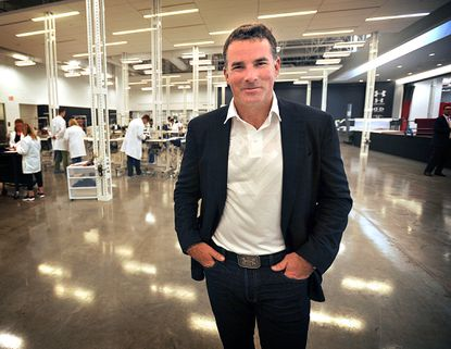 Under Armour CEO Kevin Plank is The Baltimore Sun's Marylander of the Year for 2016.