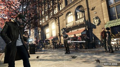 "Developers at Ubisoft Montreal have managed to keep ""Watch Dogs"" under wraps for two years until releasing a buzzworthy 10-minute demo video at this week's E3 expo."