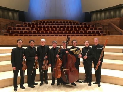 Academy of St. Martin in the Fields Chamber Ensemble opens Shriver Hall season in great form
