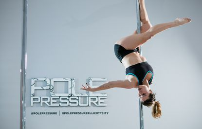 Ellicott City's Pole Pressure fitness studio defies gravity and expectations