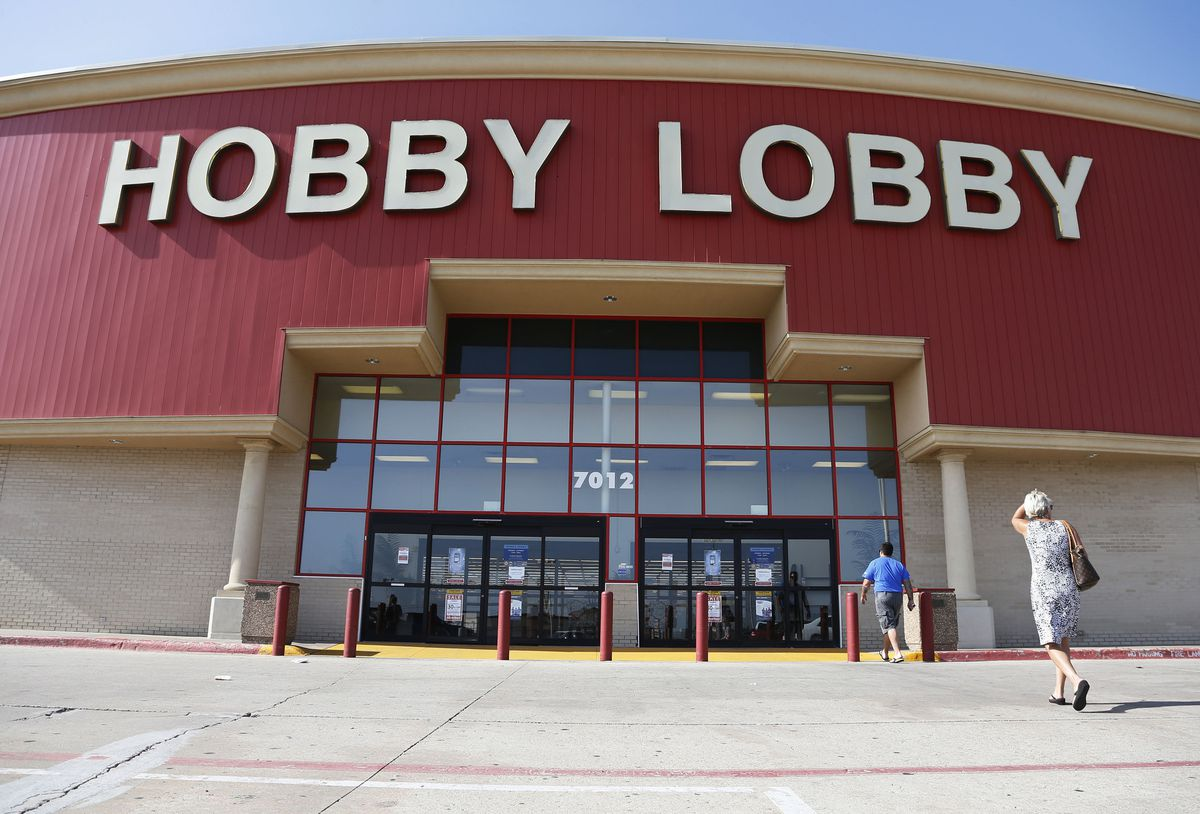 Hobby Lobby will open in former Toys R Us in Owings Mills