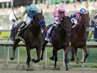 Five storylines heading into the Preakness